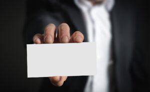 Wizytówki – ponadczasowa forma prezentacji biznesu