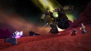 Profesje w World of Warcraft The Burning Crusade